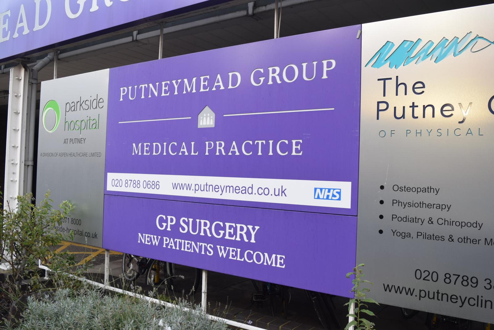 putneymead group medical practice